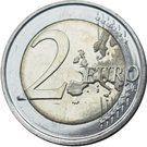 2 Euro - Philippe (WW I Anniversary) – reverse