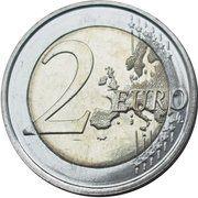 2 Euro - Philippe (WW I Anniversary) -  reverse