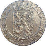 5 Franken (Ghent - WW1 German Occupation Coinage) – obverse