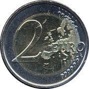 2 Euro (Child Focus) -  reverse