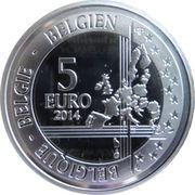 5 Euro - Philippe (Boson BEH) – reverse
