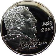 10 Euro - Albert II (Hugo Claus) – reverse