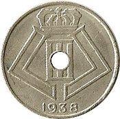 10 Centimes - Léopold III (BELGIQUE-BELGIE) – obverse
