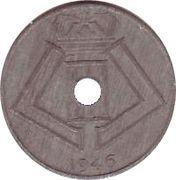 25 Centimes - Léopold III (BELGIQUE-BELGIE) -  obverse