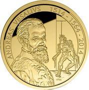 100 Euro - Philippe (Andreas Vesalius) – obverse