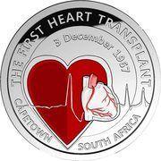 5 Euro - Philippe (1st Heart Transplant) – reverse