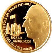 50 Euro - Albert II (Auguste Picard) – obverse