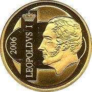 12½ Euro - Albert II (King Léopold I - Dynasty Anniversary) – obverse