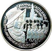 10 Euro (Johanna Castiliensis) – reverse