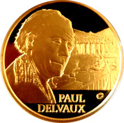 50 Euro - Albert II (Paul Delvaux) – obverse
