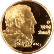 50 Euro - Albert II (Hugo Claus) – obverse