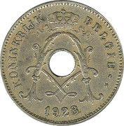 10 Centimes - Albert I (Dutch text) -  obverse