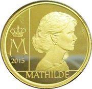 12½ Euro (Reine Mathilde) – reverse
