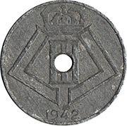 10 Centimes - Léopold III (BELGIE-BELGIQUE) -  obverse