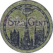 10 Centimes (Stad Gent) -  obverse