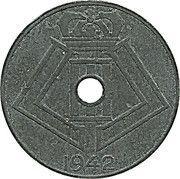 5 Centimes - Léopold III (BELGIE-BELGIQUE) -  reverse