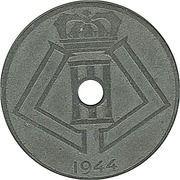 25 Centimes - Léopold III (BELGIE-BELGIQUE) – obverse