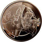 10 Euro - Albert II (Expansion of the European Union) – reverse