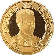 100 Euro (King Baudouin) – obverse