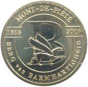 2 ½ Euro (Mont-de-Piété) – reverse