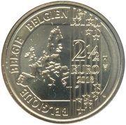2 ½ Euro (Mont-de-Piété) – obverse
