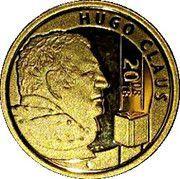 25 Euro (Hugo Claus) – reverse