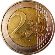 2 Euro - Albert II (Belgium-Luxembourg Economic Union) – reverse