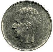 10 Francs - Baudouin I (Dutch text) -  obverse