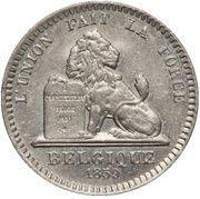 20 centimes (Pattern) -  reverse