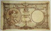 20 Francs - Albert I – obverse
