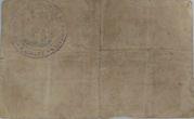 Rumillies 2 Franc 1914 – reverse