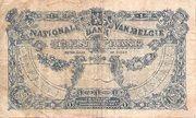 1 Franc / 1 Frank type 1920 – reverse
