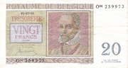 20 Francs (Type 1950) -  obverse
