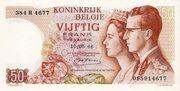 50 Francs -  obverse
