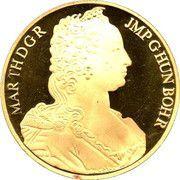 100 Écu - Baudouin I (Maria Theresia; Piedfort) – obverse