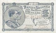 1 Franc / 1 Frank type 1920 – obverse