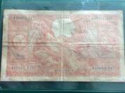 100 Francs / 20 Belgas -  obverse