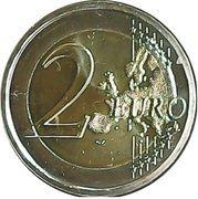 2 Euro (Jan van Eyck) -  obverse