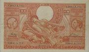 100 Francs / 20 Belgas – obverse