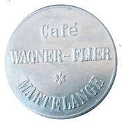 Token - Café Wagner-Flier Martelange – obverse