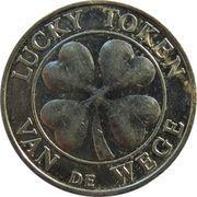 Lucky Token - Van de Wege – reverse