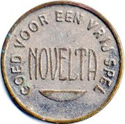 Game Token - Novelta – reverse