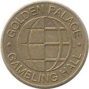 Game Token - Golden Palace Gambling Hall – reverse