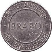Amusement Token - Brabo – obverse
