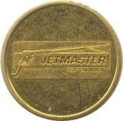 Car Wash Token - Jetmaster – obverse