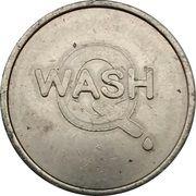 Token - Q wash (Ath, Hainaut) – reverse