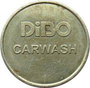 Car Wash Token - Dibo (Copper-nickel) – obverse