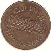 Car Wash Token -  Otodoesj (Steenokkerzeel) – obverse