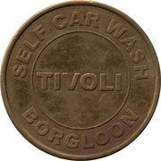 Car Wash Token - Tivoli (Borgloon) – obverse