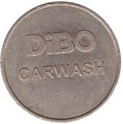 Car Wash Token -  Dibo CTW (Antwerp) – obverse